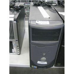 Dell Dimension 3000 Intel P4\ 512 mb ddr ram\ dvd cdrom \ no ide hdd