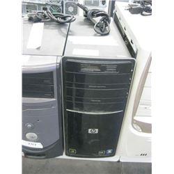 HP P6243w AMD Septron LE 1200 2.1 GHZ \ 3 GB Ram \ NO HDD \ Parts Unit