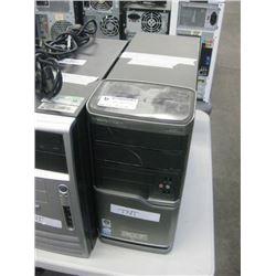 Acer Veriton M460 PenTIUM DUAL CORE E5200 2.50GHZ / 2GB RAM / 500GB SATA / DVD CDRW OPTICAL /WIN7 PR