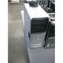 Dell Dimension E520 INTEL CORE2 6300 1.86GHZ / 1GB / NO HDD / DVD RW OPTICAL - Parts Unit