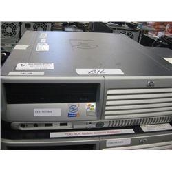 HP Compaq dc7800 SMF - NO HDD