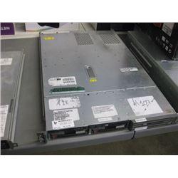 HP PROLIANT DL360 1X3.00GHZ CPU 2048 MB RAM NO HD