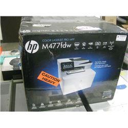 HP M477FDW COLOR LASERJET PRO MFP
