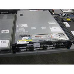 DELL POWEREDGE R720 16GB RAM 2X XEON CPU @ 2GHZ EACH