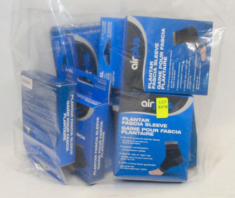 7e4c8eb2ff Image 1 : BAG OF AIR PLUS PLANTAR FASCIA SLEEVES