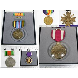 FEATURED LOTS: MEDALS & RIBBONS
