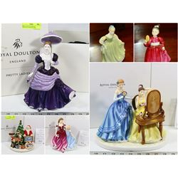 FEATURED LOTS: ROYAL DOULTON FIGURES