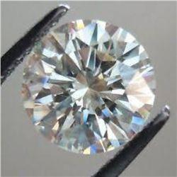 50ct Round Brilliant Cut BIANCO Diamond