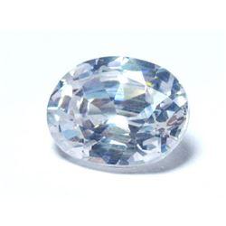13 Cts Loose White 10.5 X 13.5 Mm Oval Bianco Diamond