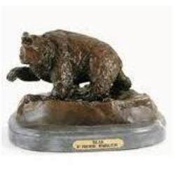 Bear By Frederic Remington