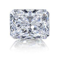 8ct Radiant Cut BIANCO Diamond