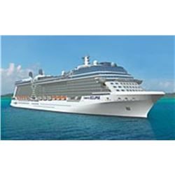 7 Night North Pacific Cruise for 2, Sunday, October 13, 2019