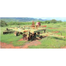 Wishek Disc Harrow