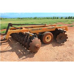 Kello-Bilt Offset Disk Harrow, Model 225