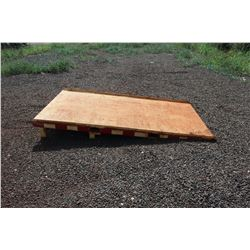 ContainerForklift Ramp