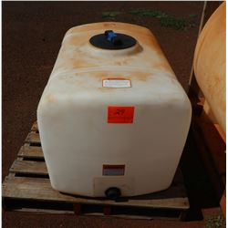 Plastic Fertilizer Tank