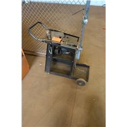 Rolling Cart for Welding System