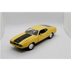 1973 Eleanor Mustang Mach 1 1:18 scale Has Box