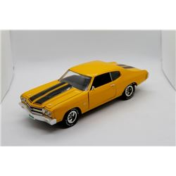1970 Chevelle SS454 L36 1:18 scale Has Box