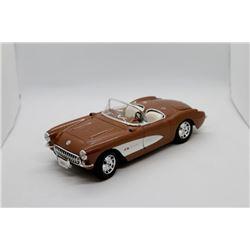 1957 Chevrolet Corvette 1:18 scale Has Box