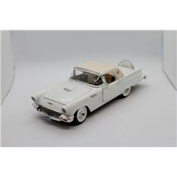 1957 Ford Thunderbird 1:18 scale Has Box