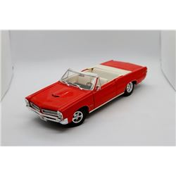 1965 Pontiac GTO Hurst Edition 1:18 scale Has Box