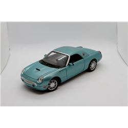 2002 Ford Thunderbird 1:18 scale Has Box