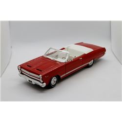 1966 Mercury Cyclone GT 1:18 scale Has Box