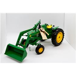 John Deere 3020 w/ 48 loader Key 9 Ertl 1:16 Has Box