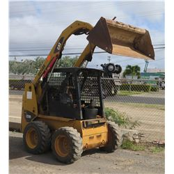 2013 Cat 226B3 Skidsteer with Bucket, 1213 Hours, Runs