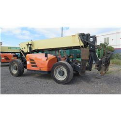 2012 JLG 55-Foot Shooting Boom Forklift, Model G1055A - Needs Motor Replaced, Does Not Run, 4001 App