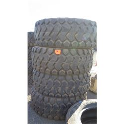 Qty 4 Tires Size 20.5r25 Tread #16 NHA/E3/L3 ply 39/32099  (Unused / Recaps)