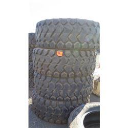 Qty 4 Tires Size 20.5r25 Tread #16 NHA/E3/L3 ply 39/32099  (Unused / Recaps)