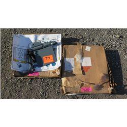 Qty 2 JLG Parts - New