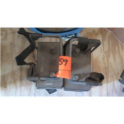 Qty Rammax Trench Roller Remotes