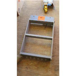 2-Step Equipment Ladder