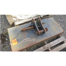Mounting Plate Attachment (note: this does not fit Lot 74)