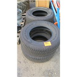 Qty 4 Goodyear Tires 265/70R16