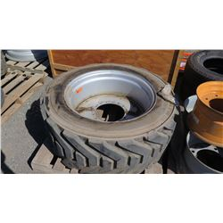 Outrigger Tire IN445/50D710 with Rim