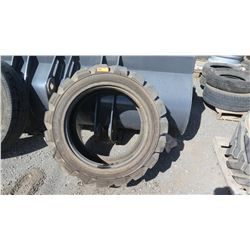 Outrigger Tire No Rim