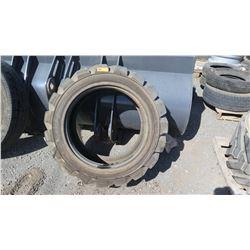 Outrigger Tire No Rim