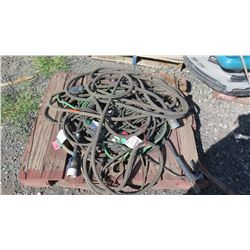 Contents of Pallet -Misc Cables (Some Damage)