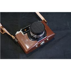 An Old Yashica Camera.