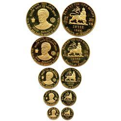 Foreign Coins : Ethiopia
