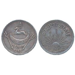 Princely States : Rajkot