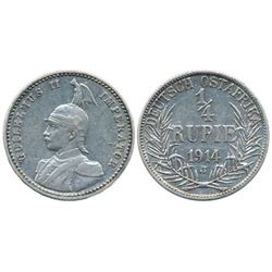 Foreign Coins : German East Africa