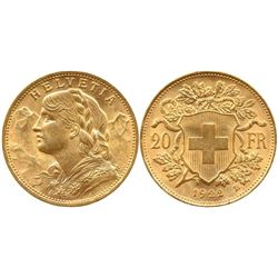 Foreign Coins : Switzerland