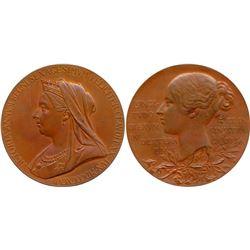 Medals : Victoria