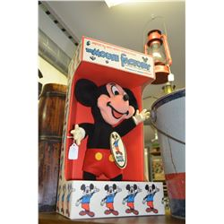 Rare - Vintage 60's Mickey Mouse in original Box