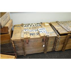 Vintage Shipping Crate